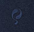 Q1905 Heren Polo Zoutelande - Denim Blauw