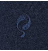 Q1905 Men's Polo Zoutelande - Denim Blue