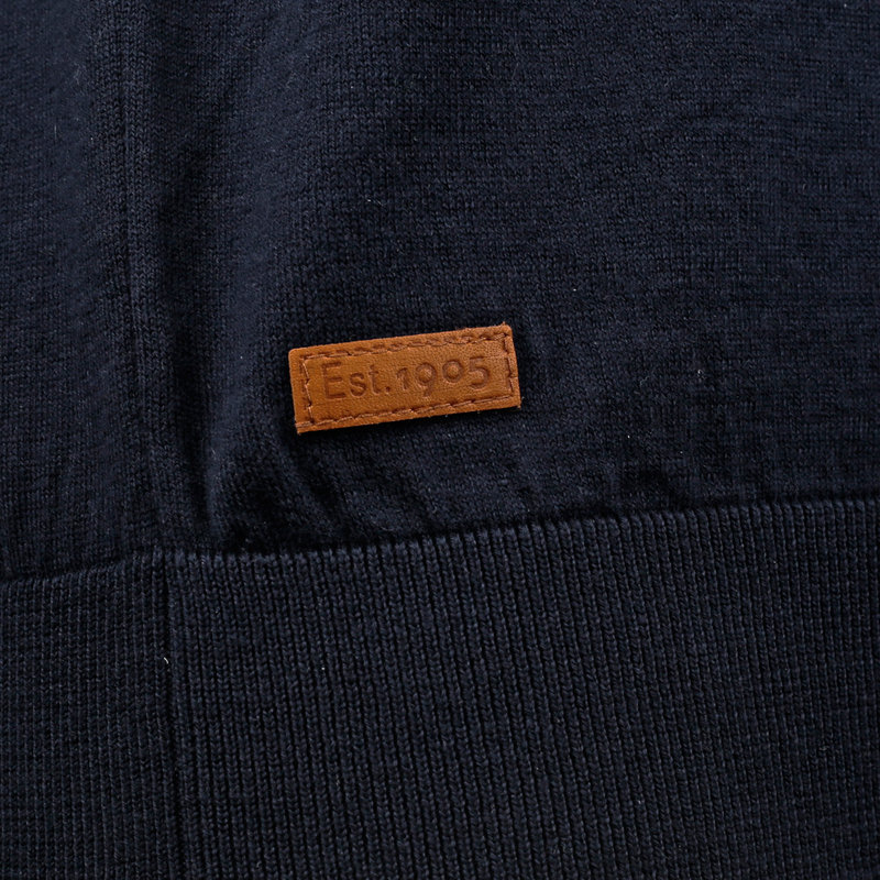 Q1905 Heren Polo Zoutelande - Donkerblauw