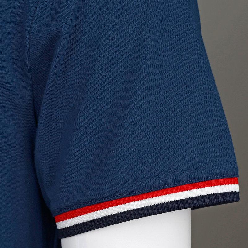 Q1905 Men's T-shirt Katwijk - Marine Blue
