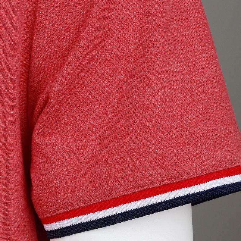 Q1905 Men's T-shirt Katwijk - Red