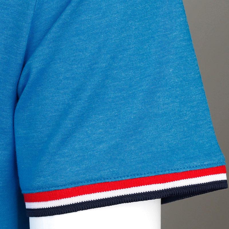 Q1905 Men's T-shirt Katwijk - Kobalt Blue