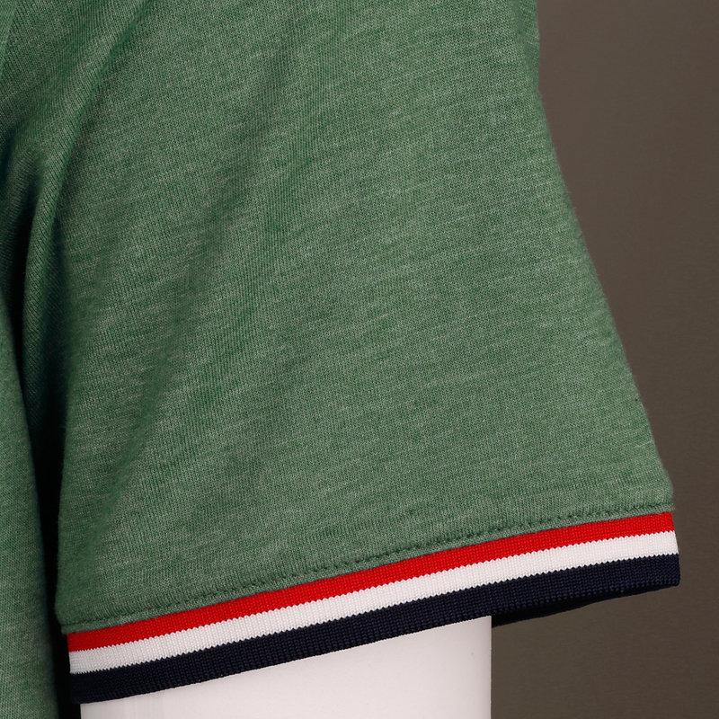 Q1905 Heren T-shirt Katwijk - Oase Groen