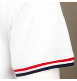 Q1905 Men's T-shirt Katwijk - White