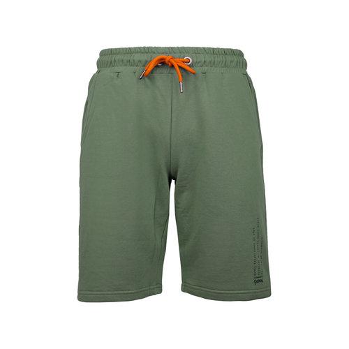 Heren Sweatshort Naarden - Oase groen