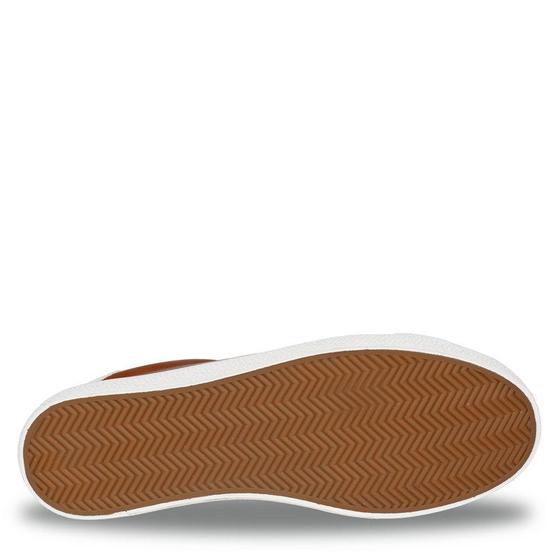 Q1905 Heren Sneaker Duinoord - Cognac