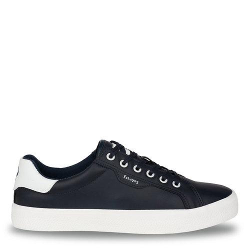 Heren Sneaker Duinoord - Donkerblauw