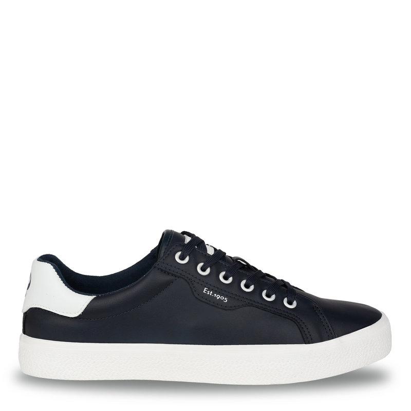 Q1905 Heren Sneaker Duinoord - Donkerblauw