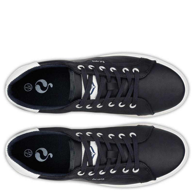 Q1905 Men's Sneaker Duinoord - Dark Blue
