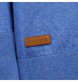 Q1905 Heren Trui Kralingen - Midden Blauw