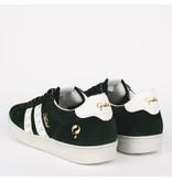 Q1905 Men's Sneaker Medal - Dark Green/White