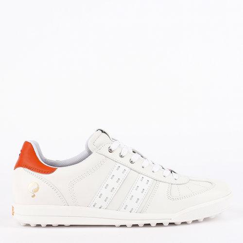 Men's Golf Shoe Fairway - White/Orange