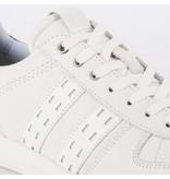 Q1905 Men's Golf Shoe Fairway - White/Dark Blue