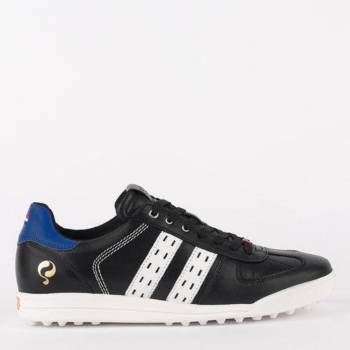 Men's Golf Shoe Fairway - Black/White/Blue