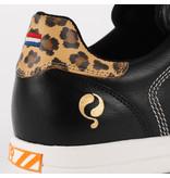 Q1905 Women's Golf Shoe Fairway - Black/Leopard