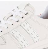 Q1905 Men's Golf Shoe Fairway - White/Orange