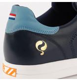 Q1905 Men's Golf Shoe Fairway - Dark Blue/Light Blue