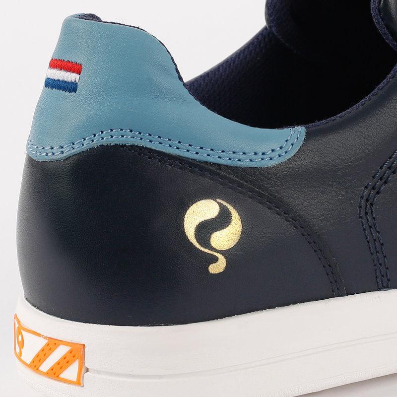 Q1905 Heren Golfschoen Fairway - Donkerblauw/Lichtblauw