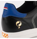 Q1905 Heren Golfschoen Fairway - Zwart/Wit/Kobalt Blauw