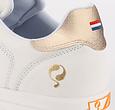 Q1905 Dames Golfschoen Fairway - Wit/Champagne