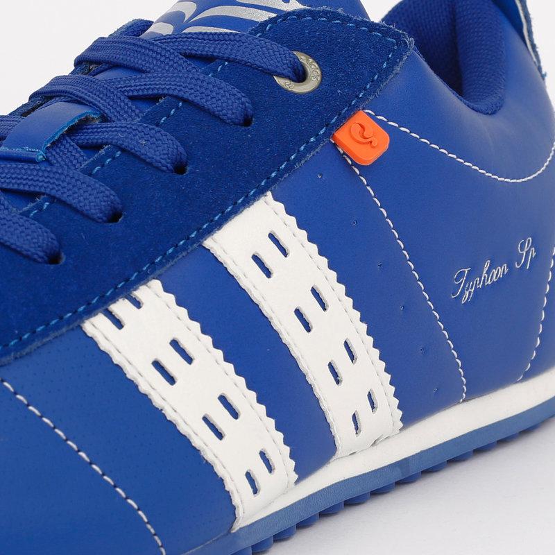 Q1905 Men's Sneaker Typhoon SP - Kings Blue/White