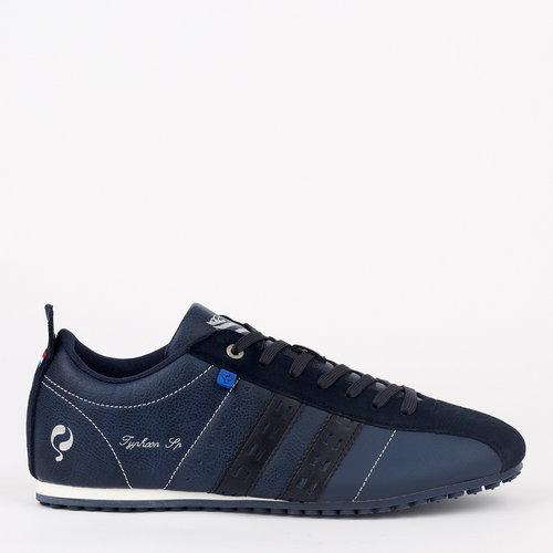 Heren Sneaker Typhoon SP - Marine Blauw/Donkerblauw
