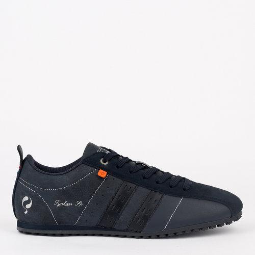 Heren Sneaker Typhoon SP - Denimblauw/donkerblauw