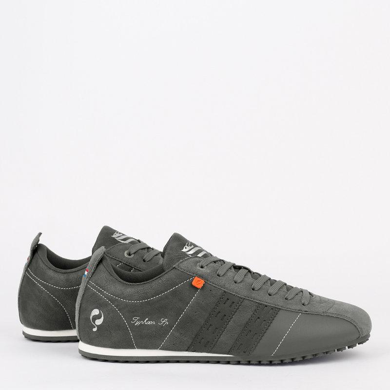 Q1905 Heren Sneaker Typhoon SP - Donkergrijs