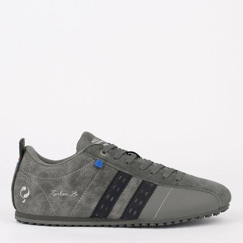 Heren Sneaker Typhoon SP - Grijs/Donkerblauw