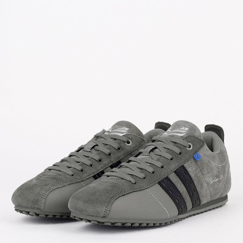 Q1905 Men's Sneaker Typhoon SP - Grey/Dark Blue