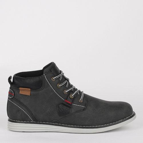 Men's Shoe Dubbeldam - Black