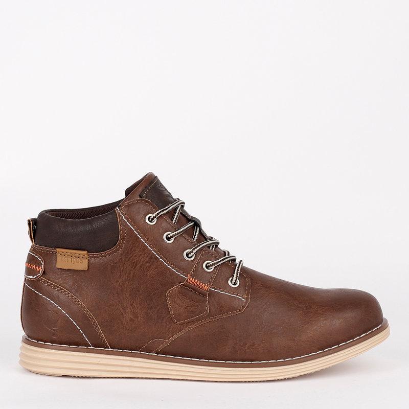 Q1905 Men's Shoe Dubbeldam - Cognac