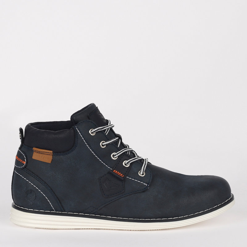 Q1905 Men's Shoe Dubbeldam - Dark Blue