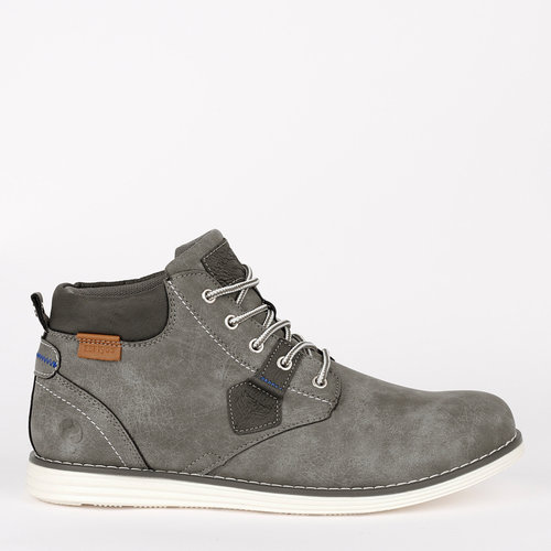 Men's Shoe Dubbeldam - Grey