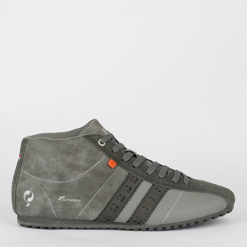 Q1905 Heren Sneaker Hurricane - Grijs
