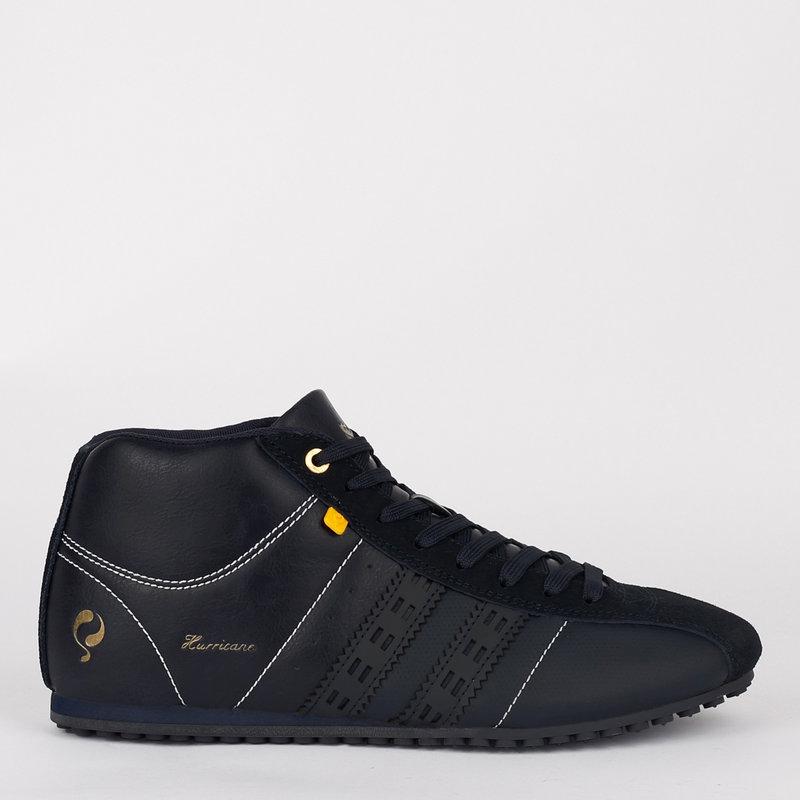 Q1905 Heren Sneaker Hurricane - Donkerblauw