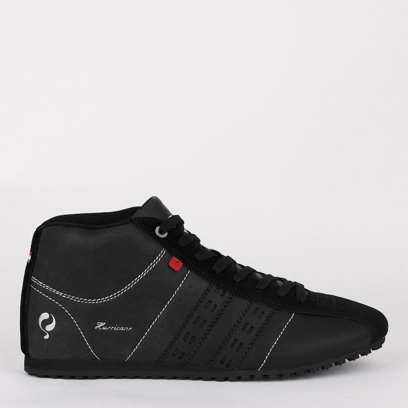 Q1905 Heren Sneaker Hurricane - Zwart