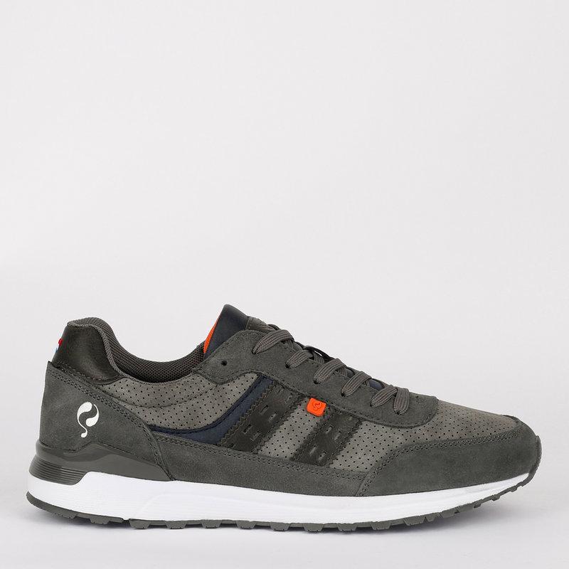 Q1905 Heren Sneaker Veenendaal - Grijs