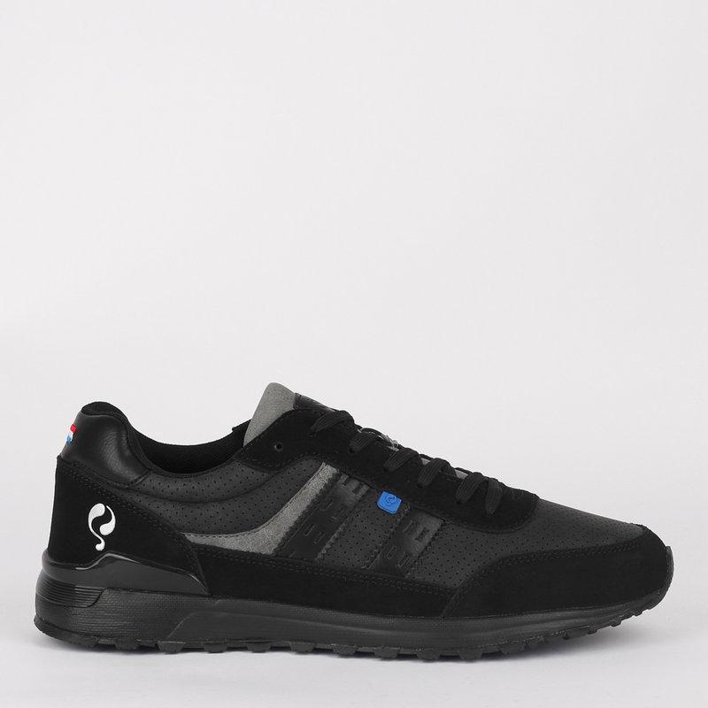 Q1905 Heren Sneaker Veenendaal - Zwart