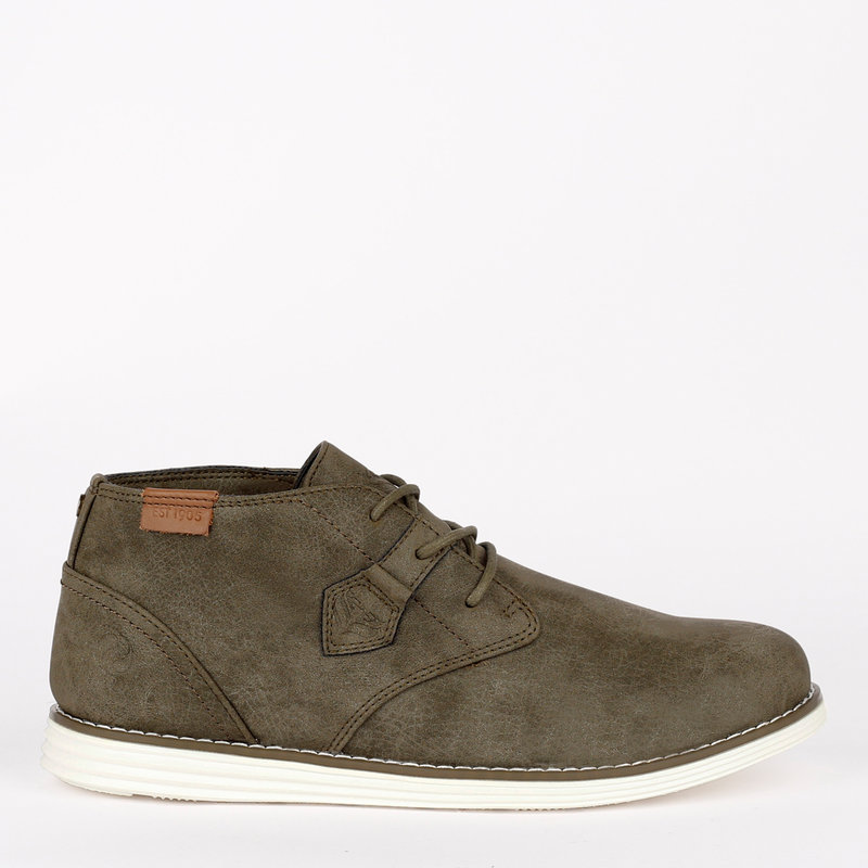 Q1905 Men's Shoe Montfoort - Army Green