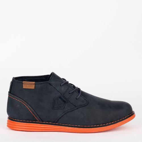 Men's Shoe Montfoort - Dark Blue