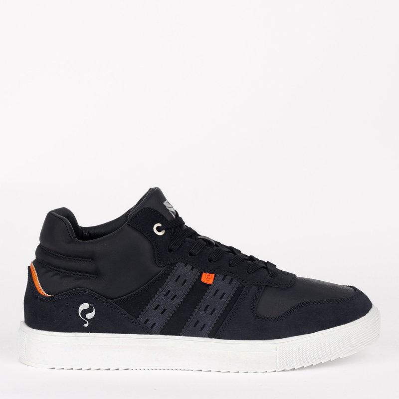 Q1905 Heren Sneaker Nieuwegein - Donkerblauw