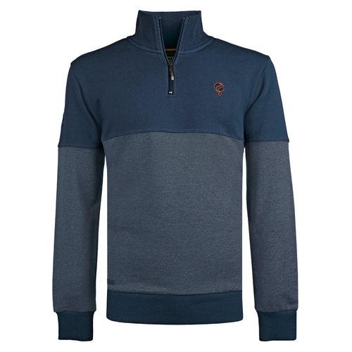 Men's Pullover Nijkerk - Dark Denim Blue