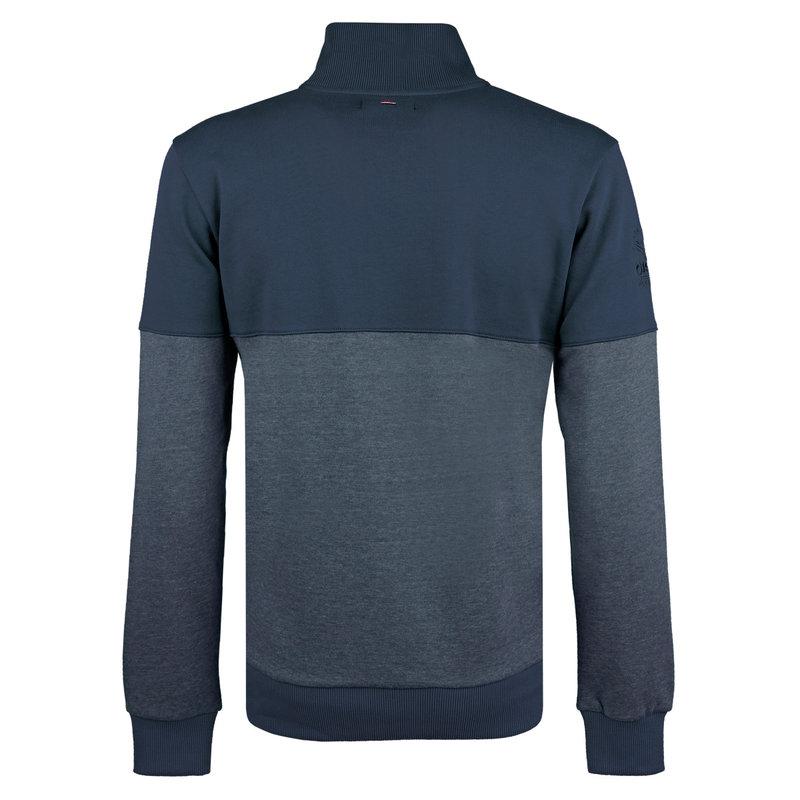 Q1905 Men's Pullover Nijkerk - Dark Denim Blue