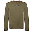 Q1905 Men's Pullover Zaandijk - Light Army Green
