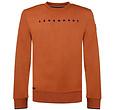 Q1905 Men's Pullover Zaandijk - Copper Orange