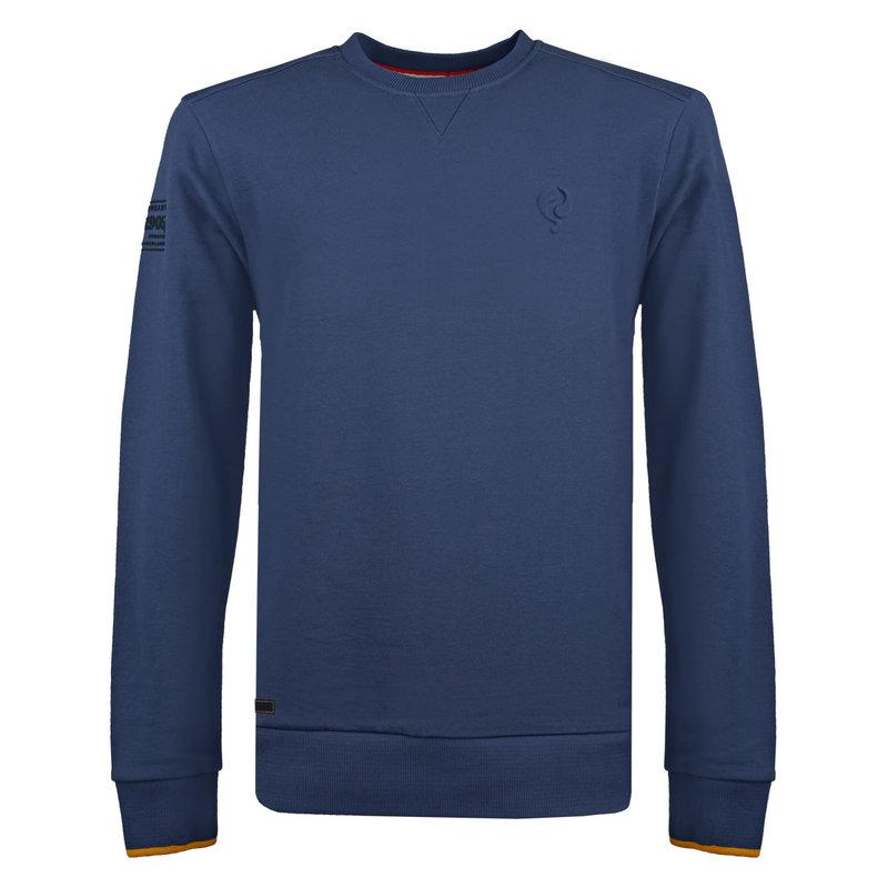 Q1905 Men's Pullover Zoeterwoude - Marine Blue