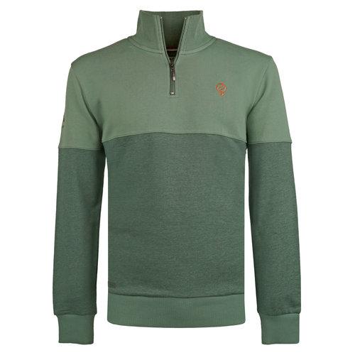 Men's Pullover Nijkerk - Oase Green