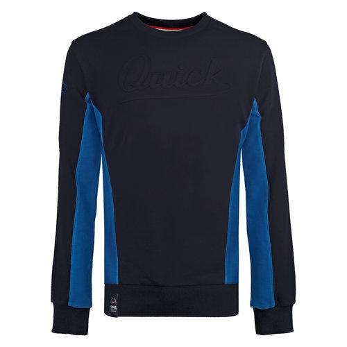 Men's Pullover Voorhout - Dark Blue/Kings Blue