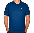 Q1905 Q1905 Men's Polo JL Flag Electric Blue